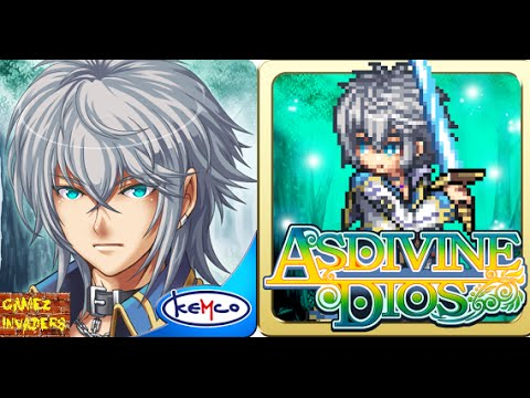 Asdevine Dios Mobile/Tablet/iphone/ipad RPG Game First Impression Play Through