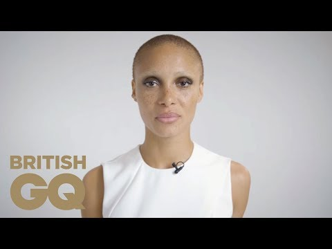 """Adwoa Aboah on how to be a successful model: """"I've taken rejection quite seriously""""  