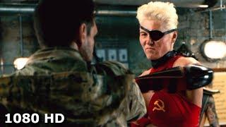 Маза Раша с командой нападают на Капитана   Пипец 2 (2013)