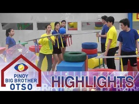 PBB Otso Day 36: Team Bahay at Team Camp, hinarap ang ikatlong Decem-Versus challenge