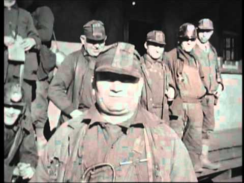 Historic Footage Of Pennsylvania Colliery, Ca. 1930-1940