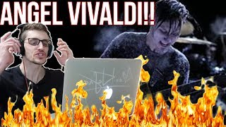 """Hip-Hop Head Reacts to """"A Martian Winter"""" by ANGEL VIVALDI!!!"""