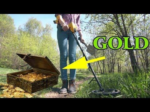 Gold detector  metal detector simple circuit | DIY | How to make
