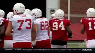Mark Banker Talks Nebraska Defense with BTN crew