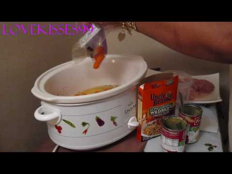 Ingre Nts To Fabulous Slow Cooker Chicken And Wild Rice