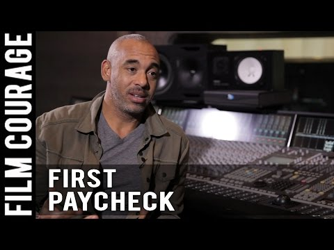 First Job In The Music Business - Getting Started In The Industry by Harvey Mason Jr.