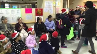 中華基督教基道小學聖誕探訪Part 1