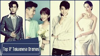 Top 17 Taiwanese Dramas