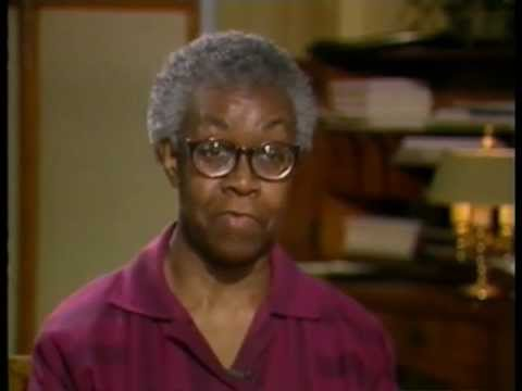 An interview with Gwendolyn Brooks