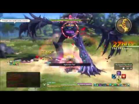HNM: Spectral Treant - Secret Weapon Gauntlet v2 - Sword Art Online: Hollow  Realization