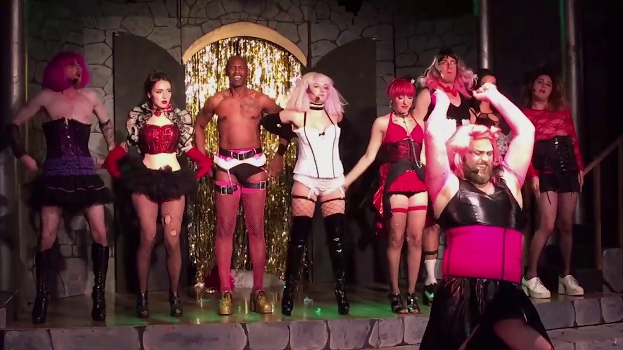 The Rocky Horror Show 2018