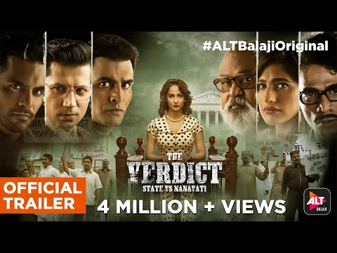 The Verdict - State Vs Nanavati | Offical Trailer | ManavKaul | ElliAvrRam | AngadBedi | SumeetVyas