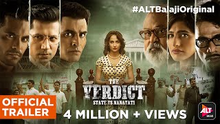 The Verdict - State Vs Nanavati | Offical Trailer | ManavKaul | ElliAvrRam | AngadBedi | SumeetVyas
