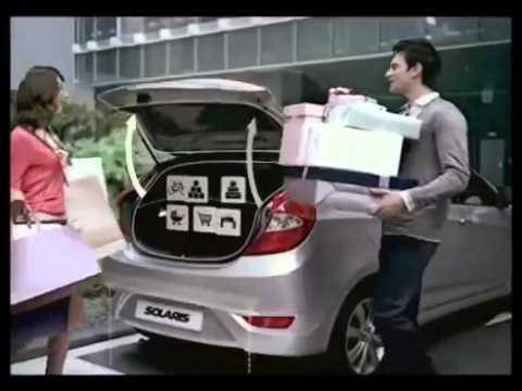 Рекламный ролик Hyundai Solaris Hatchback Хэтчбек