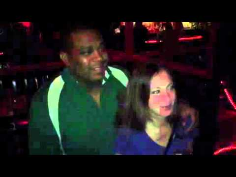 Fight On Fillmore Bouncer SF Anthony At Radio Bar Oakland