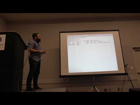 Alex Juarez: Exploring /proc with Friends at Ohio Linuxfest 2016