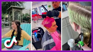 TikTok Hair Dye Fails and Wins Compilation 🤩 HOT Trendy Transformations