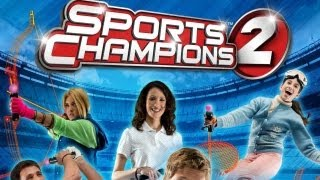 CGR Undertow - SPORTS CHAMPIONS 2 review for PlayStation 3