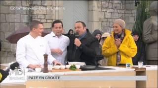 RECETTE : Le pâté en croûte