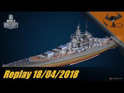 [FR] World of Warships - On vise le République