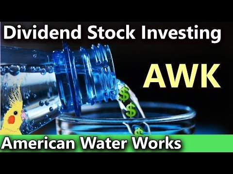 Dividend Investing: American Water Works Stock Analysis (Should I Invest In Water Utility Stocks?)