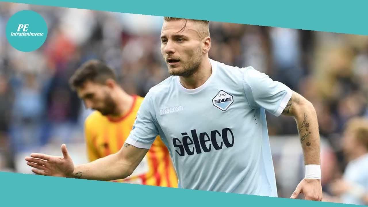 Download Lazio-Benevento 6-2: Immobile, doppietta e record di Chinaglia battuto