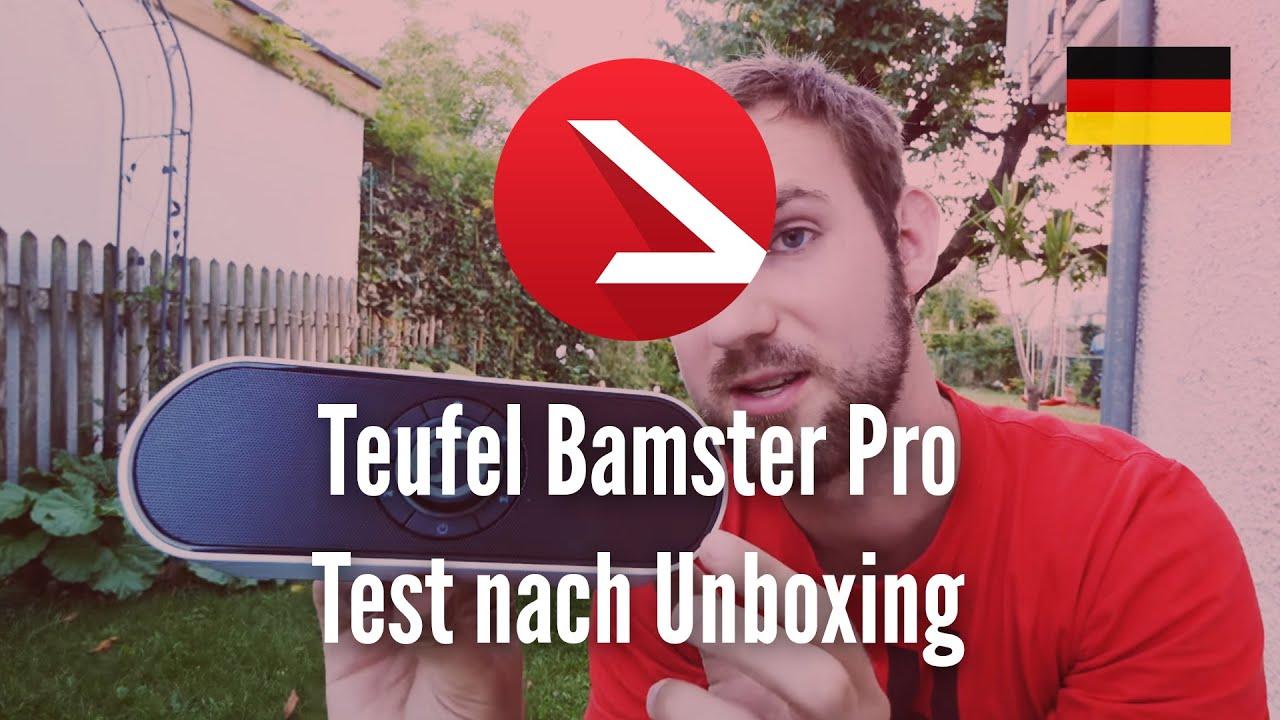 Teufel Bamster Pro
