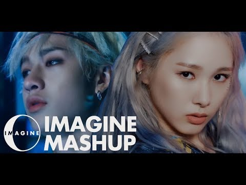 EVERGLOW X STRAY KIDS - ADIOS X SIDE EFFECTS MASHUP [BY IMAGINECLIPSE]
