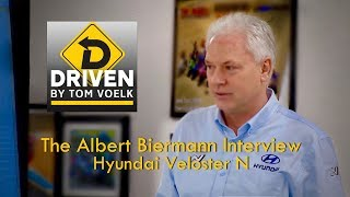 An Interview With Albert Biermann- The Hyundai Veloster N