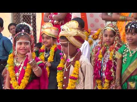 school-children's-wedding-song....-subh-mangal-savdhan-marathi-song.
