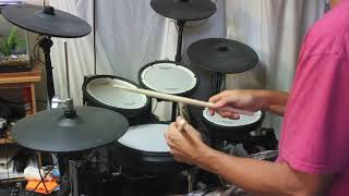 Theme from New York, New York -  Drum Cover