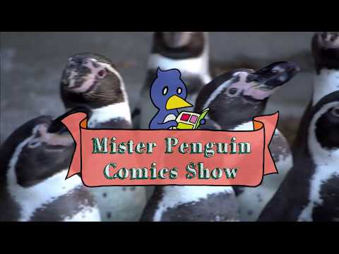 Mister Penguin Comics Show: Welcome to Korea