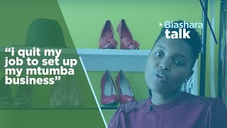 I quit my job to set up my mtumba business | BIASHARA TALK