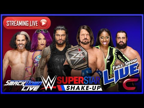wwe-smackdown-live-full-show-april-17th-2018-live-reactions-smackdown-live-superstar-shakeup