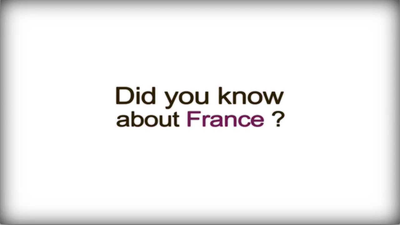 how to say how did you know in french