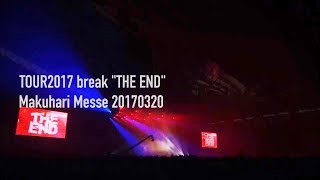 "BLUE ENCOUNT 「TOUR2017 break""THE END""」(Teaser Movie)"