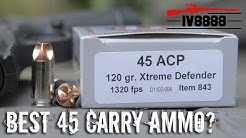 Underwood Ammo .45 ACP Xtreme Defender