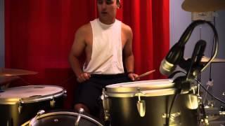 Message man- Twenty One Pilots(Drum Cover)