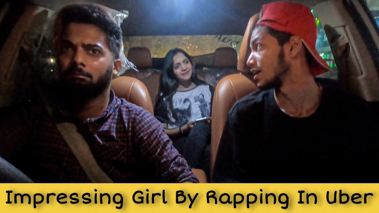 RAPPER PICKING UP GIRL IN UBER!!