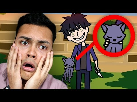 REACTING TO TRUE STORY ANIMATIONS (Share My Story)