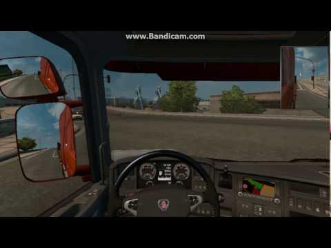 Simulatore Di Camion Euro 2