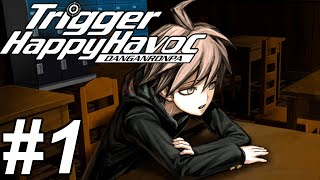 Danganronpa: Trigger Happy Havoc [Part 1]: INTRODUCING EVERYONE