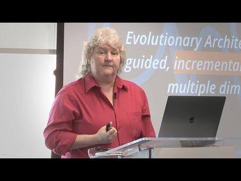 Building Evolutionary Architectures –Rebecca Parsons – XConf EU 2018