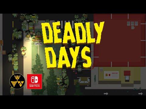 Deadly Days   Nintendo Switch Gameplay  