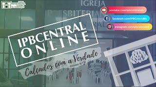 ESCOLA BÍBLICA DOMINICAL  | PACTO DAS OBRAS, PACTO DA GRAÇA | 18/04/2021
