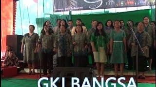 LAGU JAWA ROHANI CALUNG BANYUMASAN NDANG BALIO GKJ BANGSA