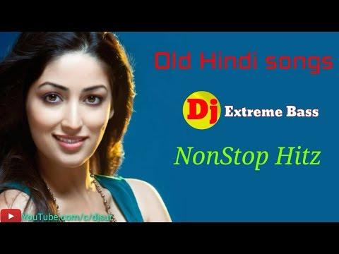 Collection of 90s Hindi Dance Song (Extreme Bass Booster)  Old hindi dj | 90s hindi dj song