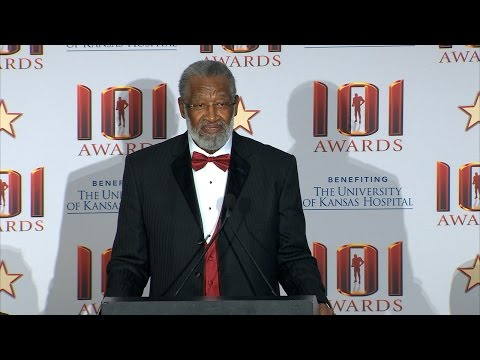 Bobby Bell and Jim Taylor 101 Awards Press Conference