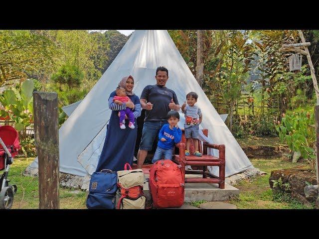 Camping Bareng Anak-anak di Ciwidey Valley Resort | Pocophone F1 | DJI Osmo Mobile 2 | DJI Spark