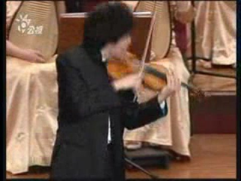The best Chinese violin artist - Lu Si-Qing